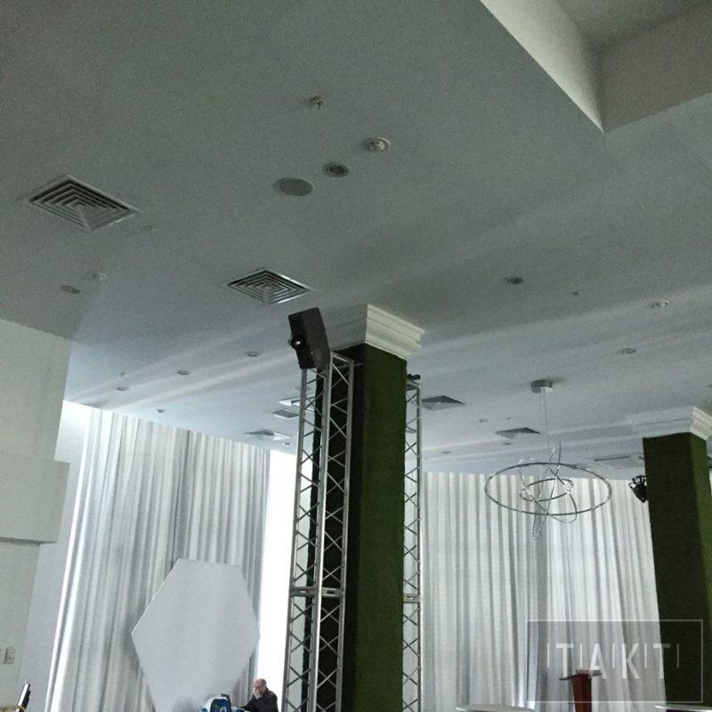 Такт шоу - презентация ЖК УКРОП в Астрахани - 12.02.2018