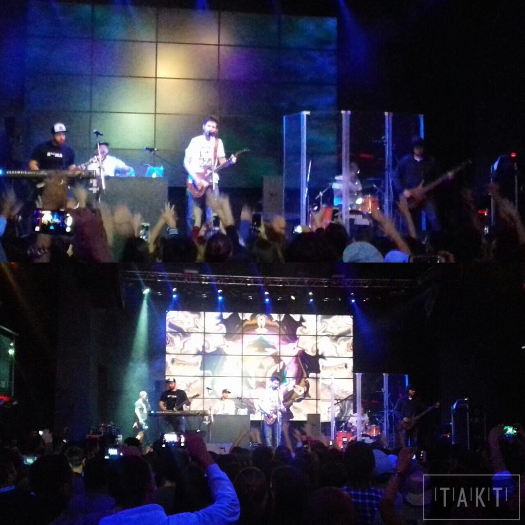 Такт Шоу концерт NOIZE MC в Астрахани 01.12.2016г