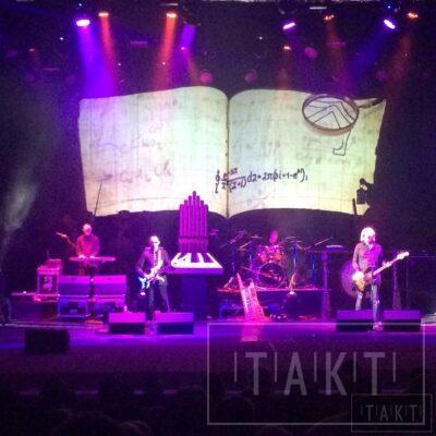 Такт Шоу концерт в Астрахани гр. Пикник 24.10.2016г
